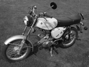 Simson S50 electronic